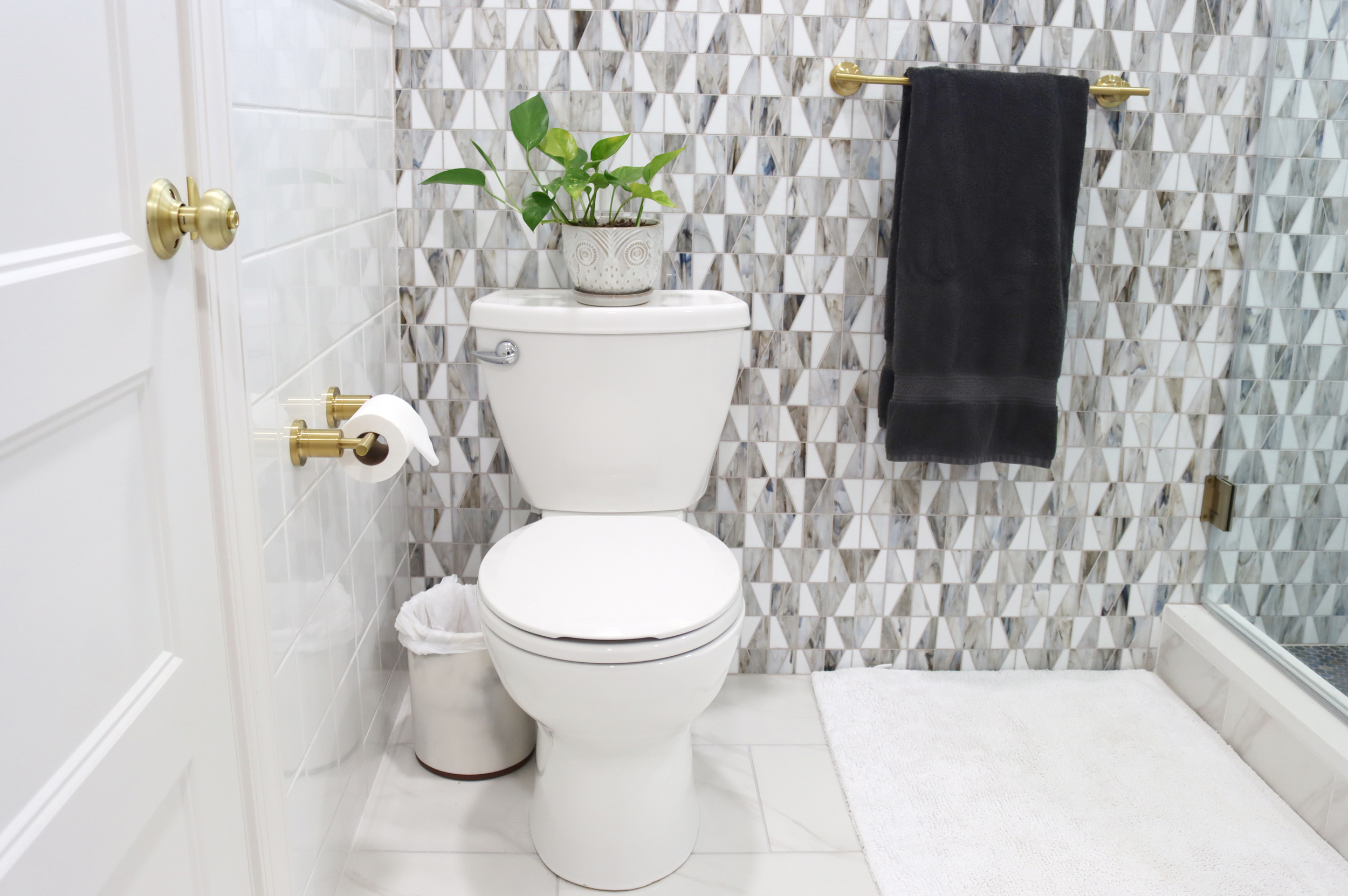 Hamburger Bathroom Design