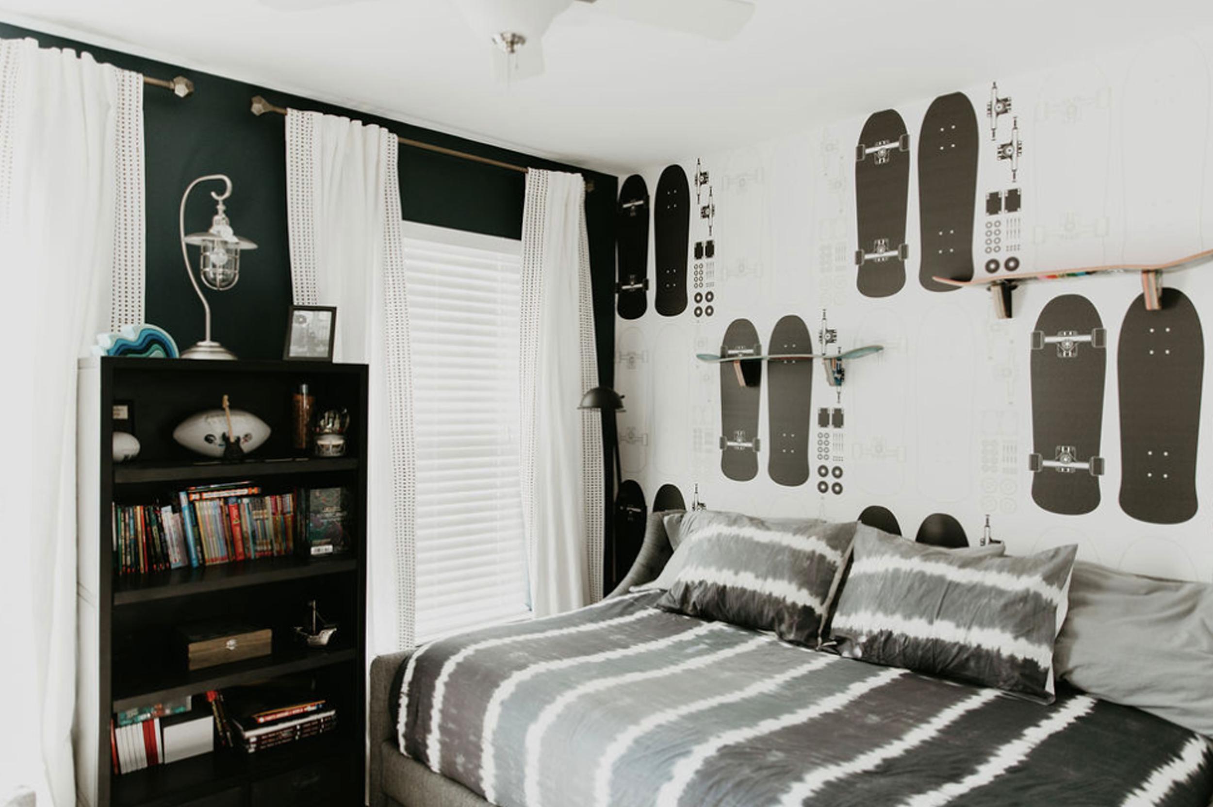 Doorley Teen Bedroom Design